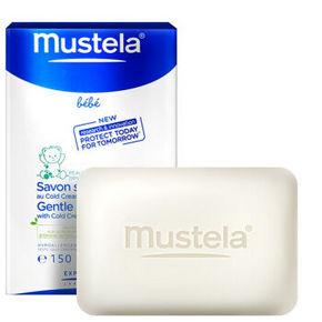 Mustela 妙思乐 洁肤皂 150g 12.1元