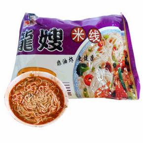龙嫂 酸辣牛肉 米线 85g 1元