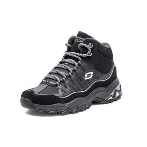 Skechers 斯凯奇 冬季高帮情侣运动跑步鞋 437元包邮
