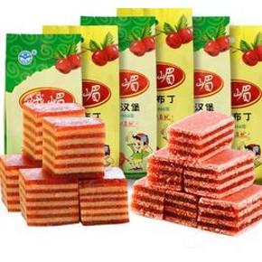 闻 山西特产闻山楂组合1260g 19.9元包邮(29.9-10券)