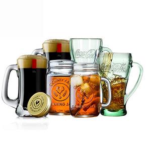 双12预售# Libbey 利比 公鸡杯可乐杯啤酒杯套装 88元包邮(定金10+尾款79)