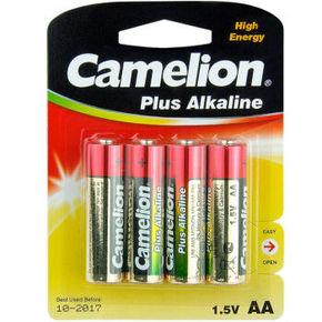 飞狮 超强碱性5号电池 4个卡装 5元