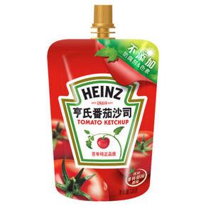 Heinz 亨氏 番茄沙司 120g 折1.4元(5件5折)