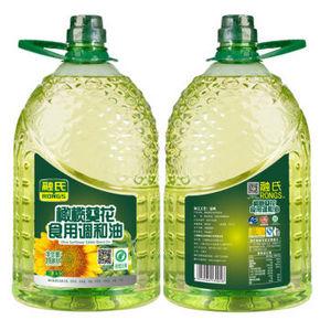 融氏 橄榄葵花籽食用油 3.68L 折45元(89.9,买1送1)