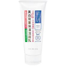 曼秀雷敦 肌研美白双重保湿洁面乳 100g 折12.5元(199-100)