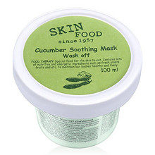Skinfood 思亲肤 黄瓜精华保湿面膜 100ml 折25元(199-100)