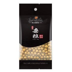 黑土优选 东北五谷杂粮 精选黄豆 100g 1元