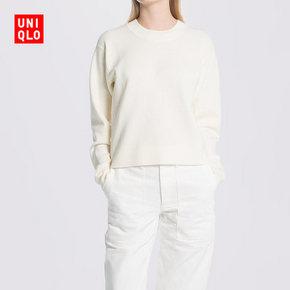 双12提前购物车# UNIQLO 优衣库 女士针织衫 249元