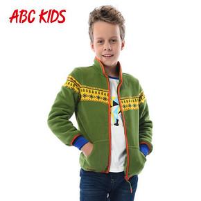 双12预告# ABC 儿童休闲上衣 券后38元包邮