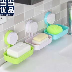 当当优品 魔力无痕吸肥皂架 绿色 5元