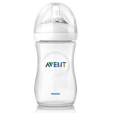 AVENT 新安怡 宽口径自然原生PP奶瓶奶嘴 260ml 44.3元(39+5.3)