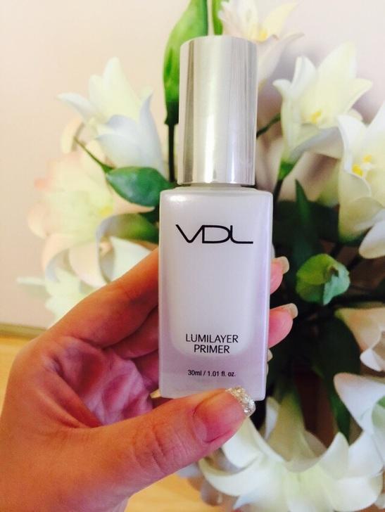 韩国进口VDL乳贝壳提亮妆前乳 白色