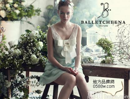芭蕾君(Balletcheena)
