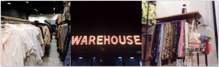 Warehouse女装