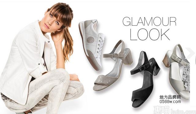 德国 Ara Shoes AG 鹦鹉女鞋