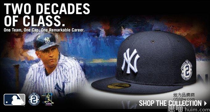 New Era品牌帽子