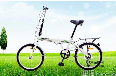 Aleoca品牌单车