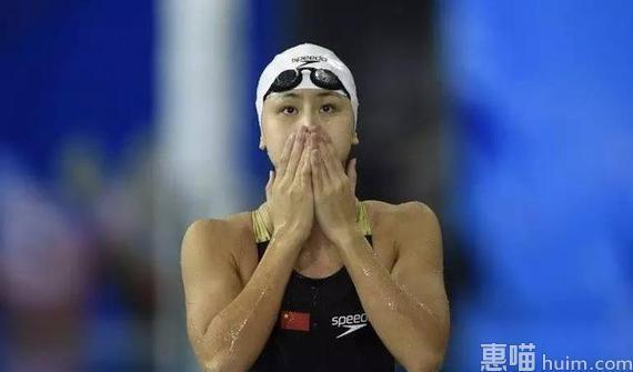 今年4月4日,在全国游泳冠军赛暨里约奥运会选拔赛上,18岁的陈欣怡夺得女子100米蝶泳冠军。