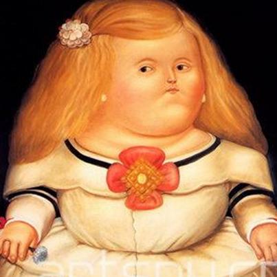 胖娃娃思密达