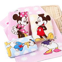 A类安全# 迪士尼 纯棉儿童毛巾4条  34.9元(49.9-15券)