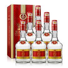 五粮液股份 东方娇子精酿级浓香白酒52度 500ml*6瓶 199元包邮