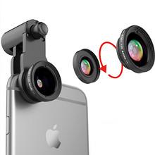凡亚比 超广角+微距手机镜头 9元包邮(29-20券)