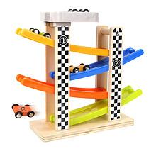 特宝儿 玩具车模型轨道 39.9元包邮(49.9-10券)