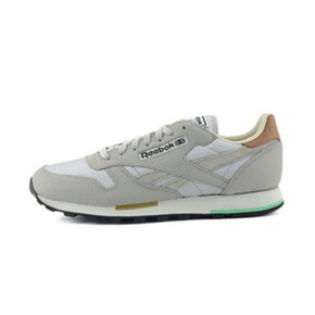 冰点价# Reebok CL LEATHER CASUAL 男士复古跑步鞋 174元