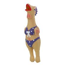 秒杀预告# charmingpet 尖叫鸡狗狗玩具 22点 1元包邮
