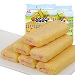 耶米熊 谷乐蛋黄米饼 1000g 29.9元包邮(39.9-10券)