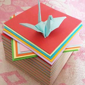 正方形儿童手工折纸15*15cm 券后5.9元包邮