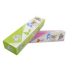 可爱多 儿童水晶牙膏+牙刷一支 45g 6.9元包邮(9.9-3券)