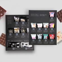 amovo 魔吻 黑巧克力礼盒装120g 15.9元包邮(95.9-80券)
