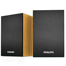Philips 飞利浦 SPA20 电脑迷你桌面音响 59元包邮(69-10券)