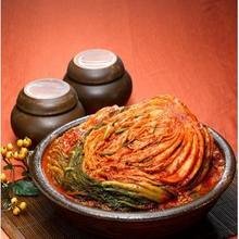 三口一品 韩国辣白菜 500g 9.9元包邮(12.9-3券)