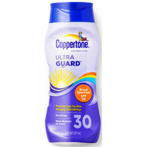 Coppertone 确美同 速干超透气防晒乳 237ml 折39.9元(199-100)