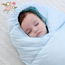 前1000名半价# 史维迪 婴儿羽丝棉睡袋 34.5元包邮(69-34.5)