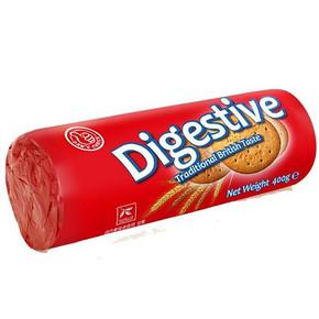迪乐诗 传统英式消化饼干 400g*2袋 29.9元包邮