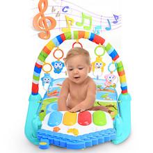 玩乐学习# 怀乐 婴儿音乐健身架 59元包邮(69-10券)