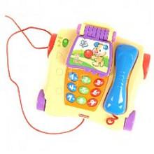 费雪 双语版 音乐学习电话 99元包邮(199-100)