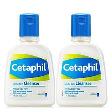 Cetaphi l丝塔芙 洁面乳 118ml*2瓶 49元