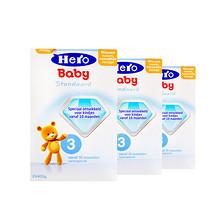 Hero Baby 美素 奶粉3段 800g*3盒 199元包邮