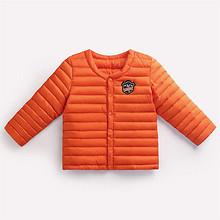WABOOC 儿童羽绒棉内胆保暖棉衣 49元包邮