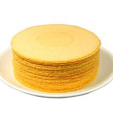 野娇娇 无糖玉米饼干 520g 18.5元包邮(23.5-5券)