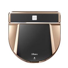 Dibea 地贝 家用全自动D900扫地机器人 699元包邮 (999-300券)