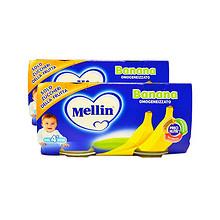 Mellin 美林辅食 香蕉泥 200g 14.6元(12+2.6)