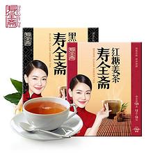 寿全斋 红糖姜茶120g+黑糖姜茶120g 19.9元包邮(29.9-10券)