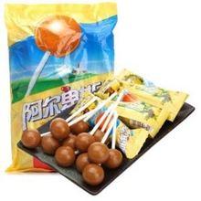 Alpenliebe 阿尔卑斯 多口味 棒棒糖 200g 9.5元(可3件7折)