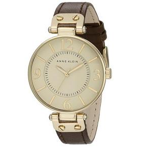 ANNE KLEIN 109168IVBN 女士时装腕表 275.6元