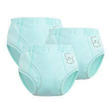 北极绒 全棉宝宝内裤 3条装 19.9元包邮(29.9-10券)